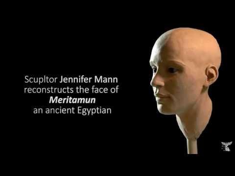 Reconstructing an ancient Egyptian