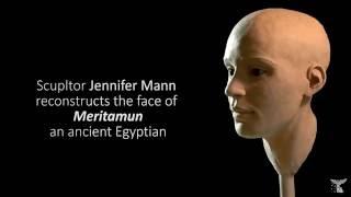 شاهد .. مومياء فرعونية تعود للحياة بعد 2000 عاما