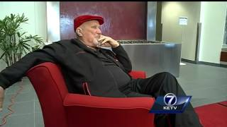 Historic Husker sits down with KETV for Throwback Thursday