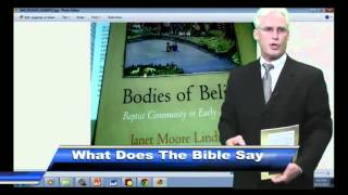 What Does the Bible Say - October 25, 2015
