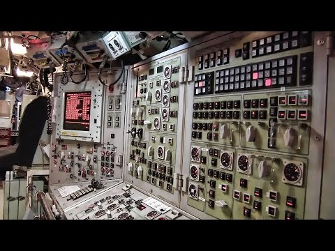 Look Inside The Canadian Submarine HMCS Victoria