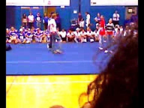 HHHS pep rally dance off
