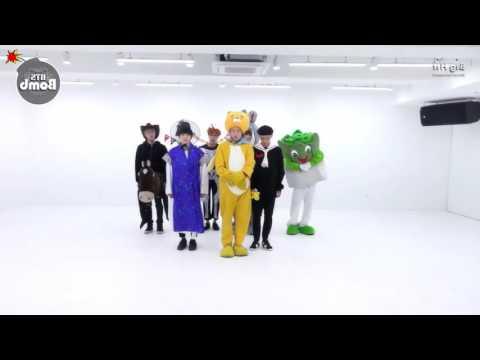 開始Youtube練舞:21st Century Girl-BTS | 個人自學MV