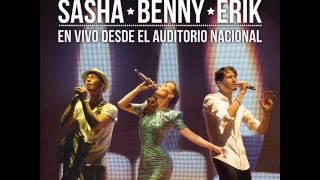 Sasha, Benny Y Erik - No Me Extraña Nada [En Vivo Desde El Auditorio Nacional]