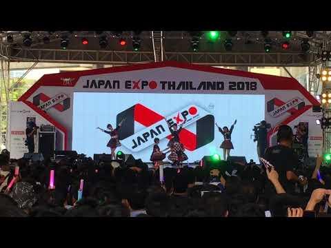 SukiNanda (#好きなんだ) - AKB48 in Japan Expo Thailand 2018