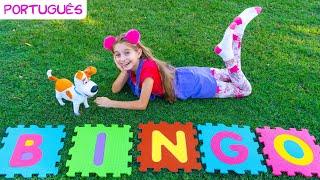 Canção do Bingo – Canção infantil por Sunny Kids Songs em Português