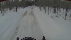 Muhos-Ouluntulli Kelkkareitti 12.12.2016
