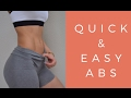 QUICK & EASY ABS