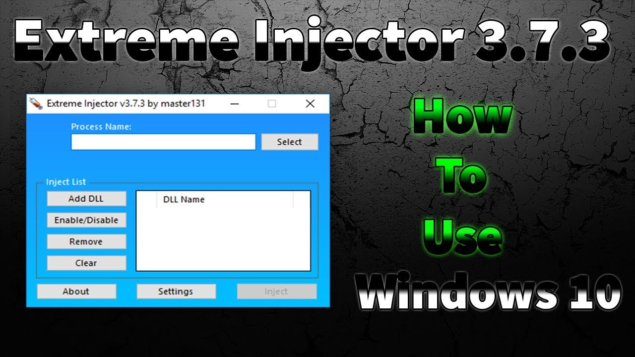 Extreme injector 3. 7. 3 new improved version download youtube.