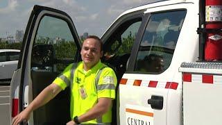 Road Ranger talks about saving driver