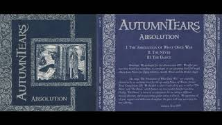 Autumn Tears - Absolution (EP)