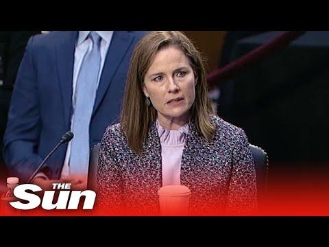 Live replay: US Senate Judiciary votes on Supreme Court nominee Amy Coney Barret