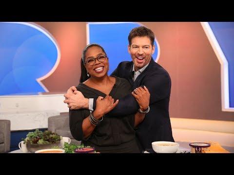 Oprah Winfrey's New Food Line