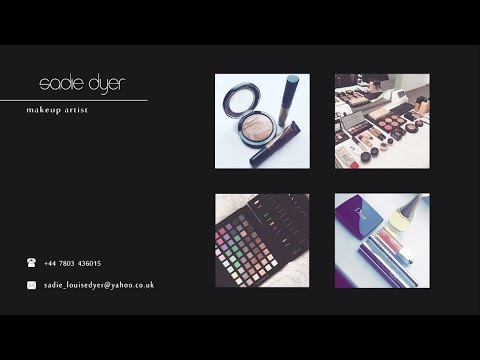 Sadie Dyer | Make Up Artist Showreel