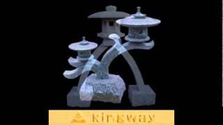 Japanese Stone Lanterns:tranquility, Simplicity And Harmony