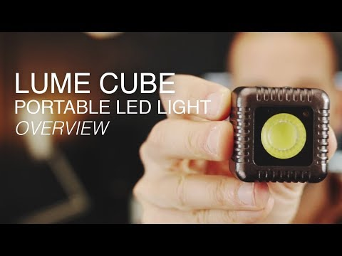 Lume Cube - The Best Portable Compact Light?
