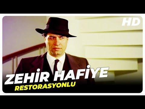 Zehir Hafiye   Kemal Sunal Eski Türk Filmi Tek Parça (Restorasyonlu)