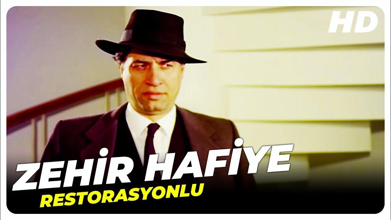 Zehir Hafiye | Kemal Sunal Eski Türk Filmi Tek Parça (Restorasyonlu)