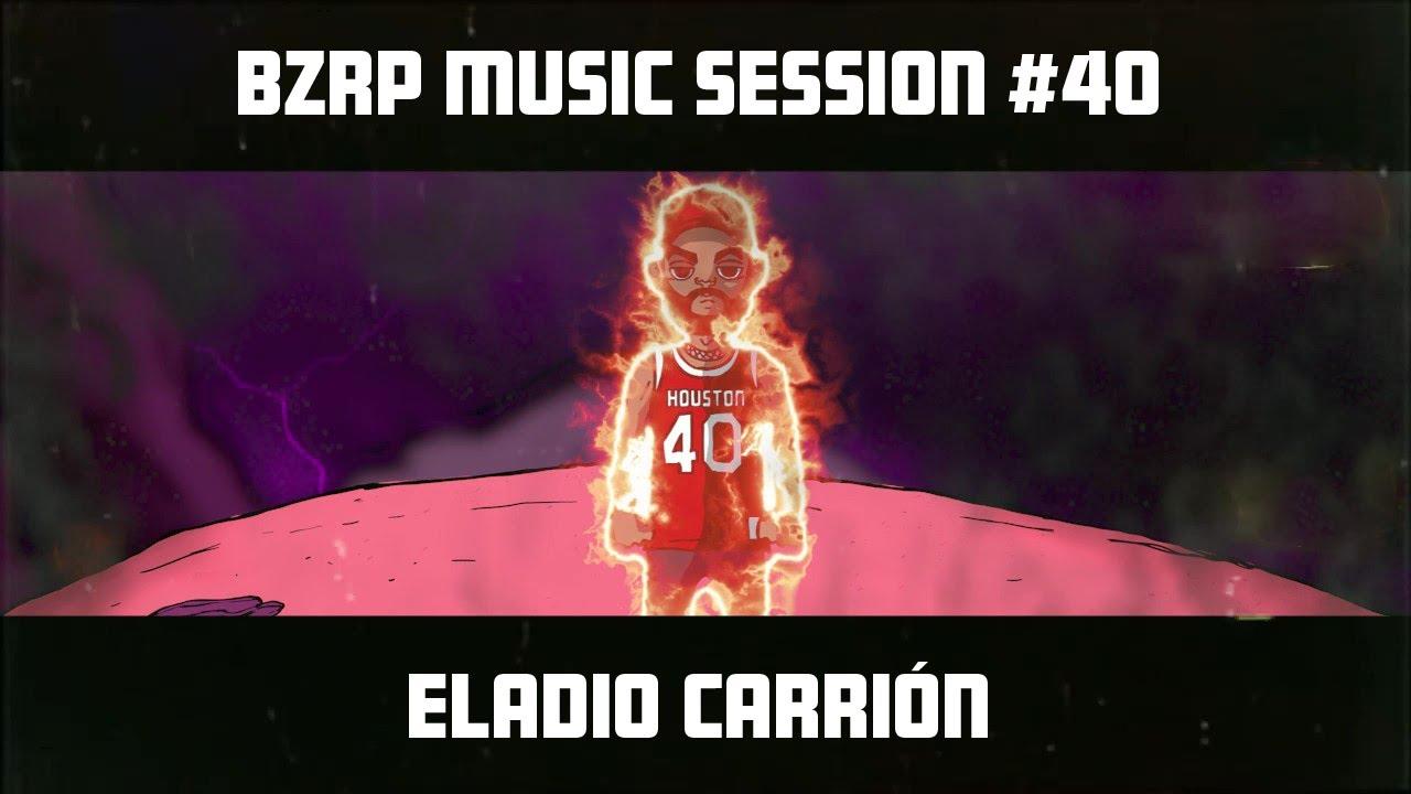 Bzrp Session 40 Sale Snow entra Eladio Carrión (La batalla continúa)