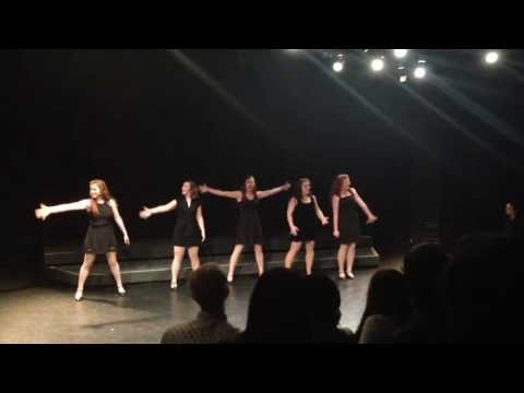 """Fabulous Baby"" - Gone Broadway 2013 @ CSUF"