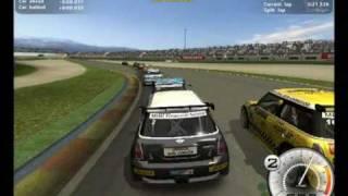 Обзор RACE 07 - The WTCC Game