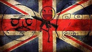 Battlefield 4: Horrible British Accents!