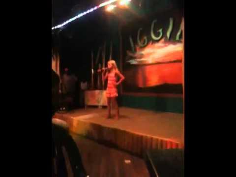 karaoke at IGGIES