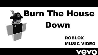 AJR-Burn The House Down| Music Video-ROBLOX