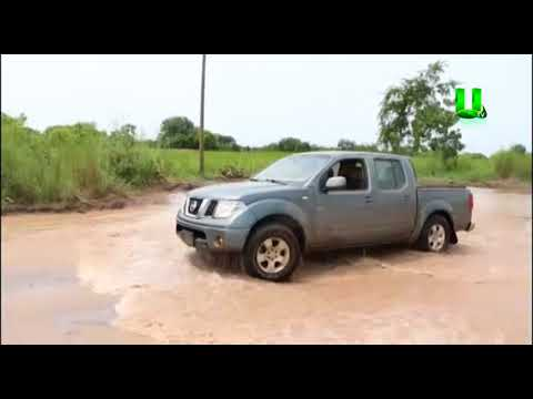Illegal activities affecting road network in Northern Region