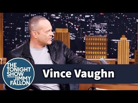 Vince Vaughn and Jimmy Compare Childhood Halloween Tricks and Treats