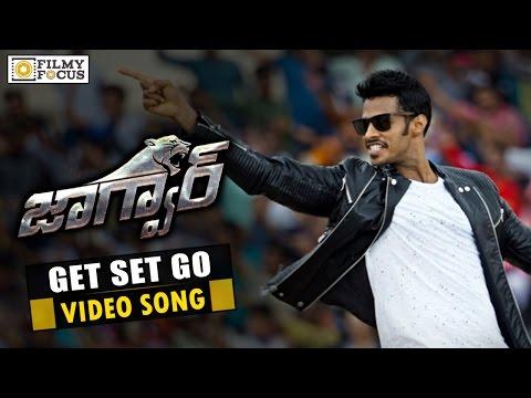 Get Set Go Ready Video Song Trailer || Jaguar Telugu Songs || Nikhil Kumar, Deepti Sati