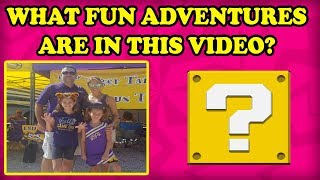 Unbox this Mystery Video for Tons of Fun! Which adventure will be your favorite? TeamCC