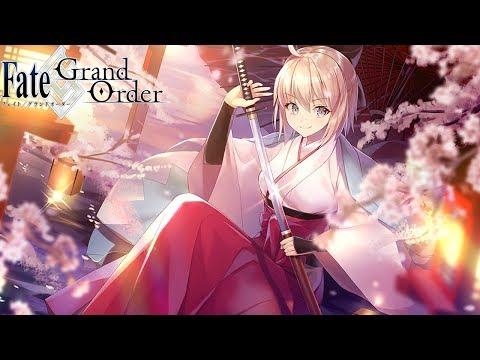 Download Okita San Daishouri Okita Souji Sakura Saber Rate Up Banner