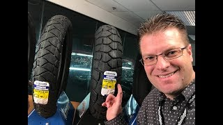 First Look! Anakee Adventure Tire from Michelin New for 2019 Wild Anakee 3