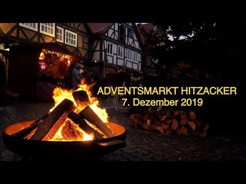ADVENTSMARKT HITZACKER          7. Dezember 2019