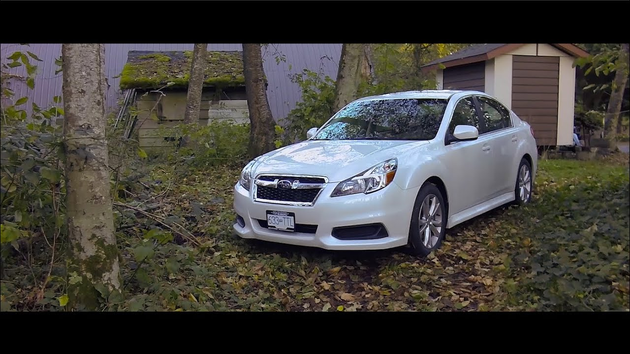 2014 subaru legacy 3 6r first drive review youtube. Black Bedroom Furniture Sets. Home Design Ideas