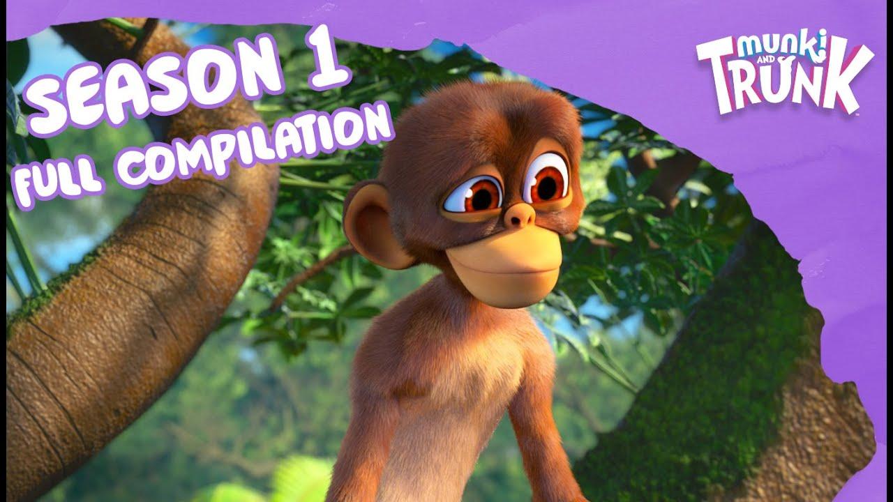 Download Full Season Compilation – Munki and Trunk Season 1