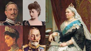 Queen Victoria's Grandchildren  Part 1 of 3
