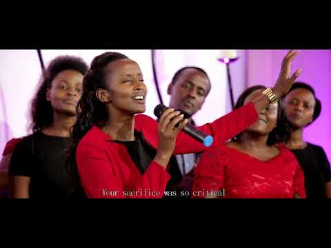 YESU WE! , AMBASSADORS OF CHRIST CHOIR, ALBUM 15, 2018. All rights reserved