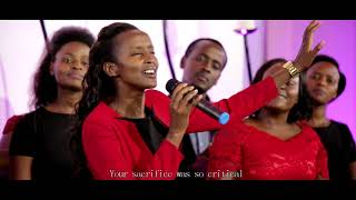 YESU WE! , AMBASSADORS OF CHRIST CHOIR, ALBUM 15, 2018. All rights reserved thumbnail