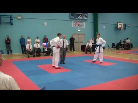 Northern Open Classic Karate Championships Fight4