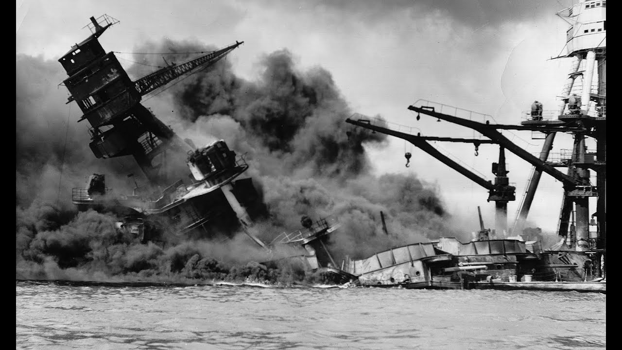 Pearl Harbour Sucked