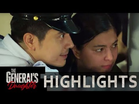Rhian and Franco succeed in infiltrating Zandro's agency | The General's Daughter (With Eng Subs)