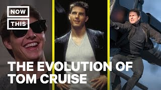 The Evolution of Tom Cruise: From Blockbuster Star To Scientologist  | NowThis