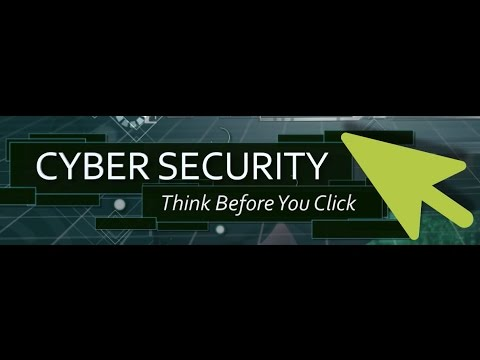 Cyber Security - Think Before You Click