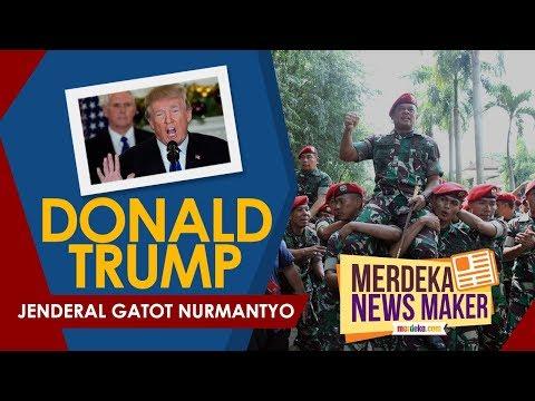 Polemik Donald Trump - Suara Hati Jenderal Gatot Nurmantyo