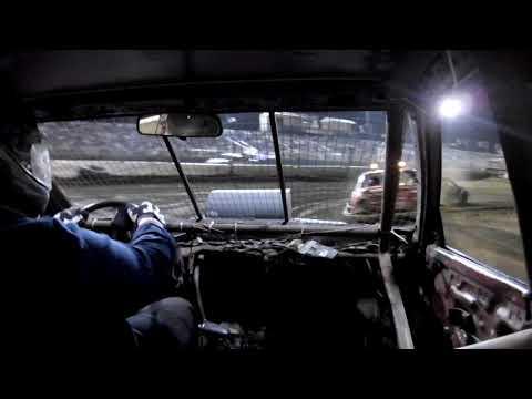 Perris Auto Speedway Night of Destruction Mini Stock Heat 2 9/28/19