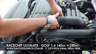 RACECHIP BRASIL - Instalação Chip de Potencia Racechip Golf 1.4 e Audi 1.4 - (11) 2579-9234