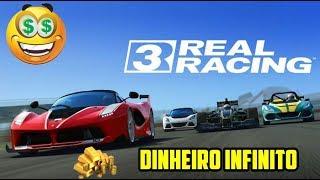 COMO HACKEAR O REAL RACING 3 SEM ROOT - DINHEIRO E OURO INFINITO