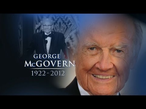 George McGovern Dead: Former US Senator, 1972 Presidential Candidate Dies at Age 90
